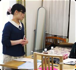 千葉県 中西由紀様 ビジネス力アップ講座
